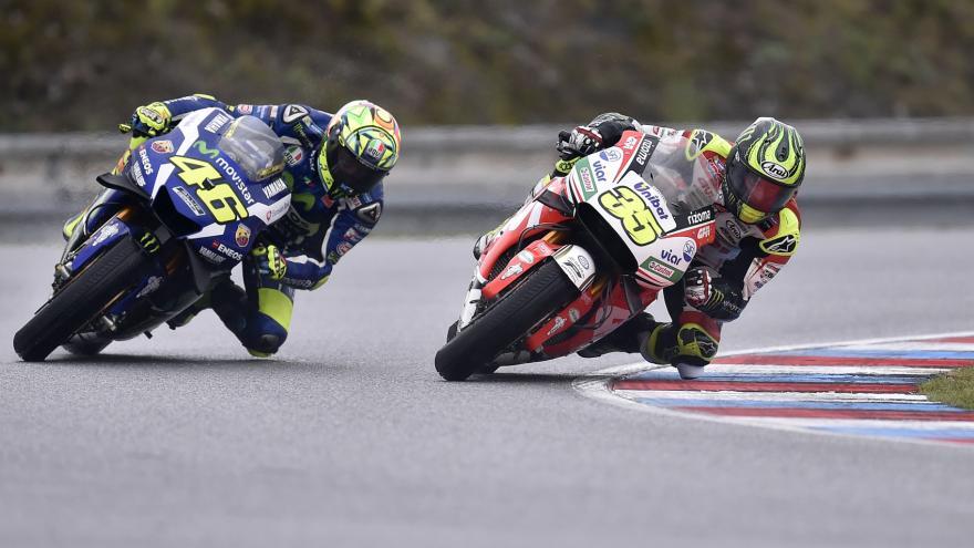 Video Grand prix České republiky silničních motocyklů dostane dotace