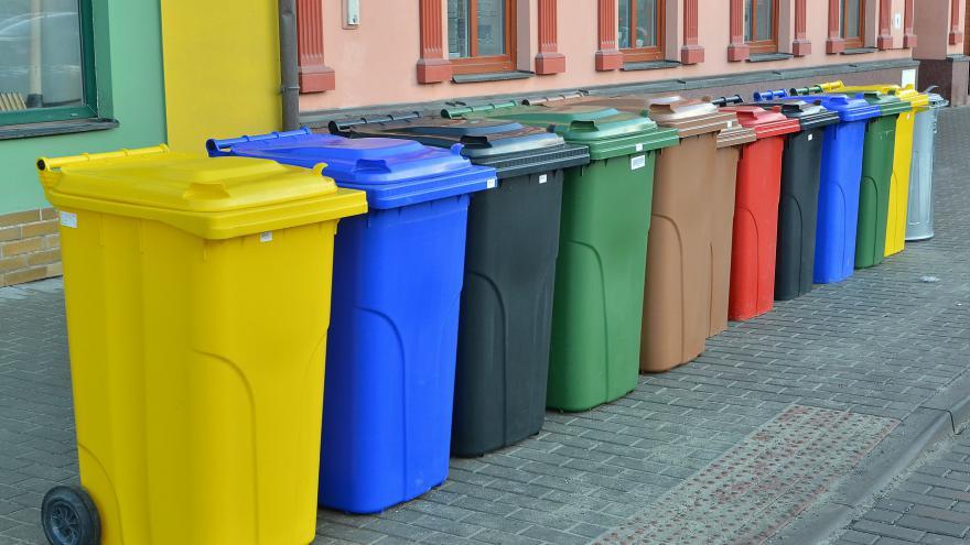Video Třídění odpadu