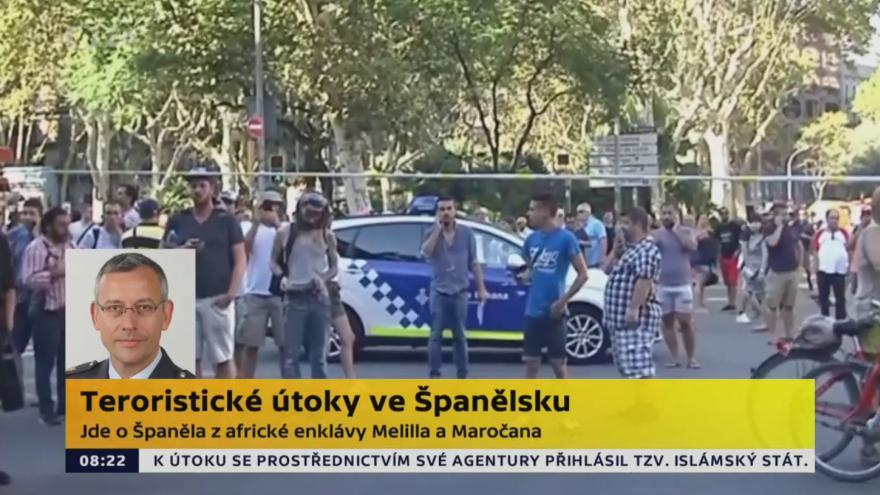 Video Mičánek: Byl to kombinovaný způsob útoku. Nájezd auta a výbušniny