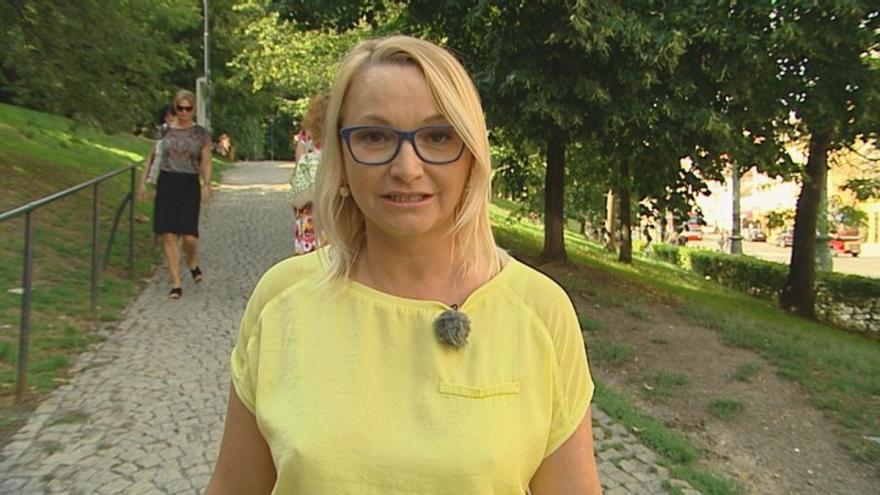Video Anketa k rozdělení Československa