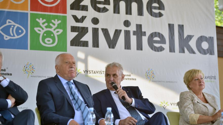 Video Zeman: Zabránit úniku vody z krajiny by mohla obnova rybníků