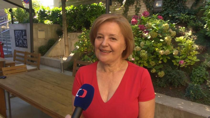 Video Magda Vášáryová: Prezident Havel se na mě velmi nahněval