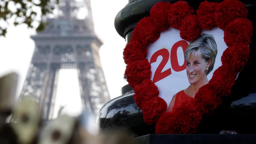 Video Před 20 lety zemřela princezna Diana
