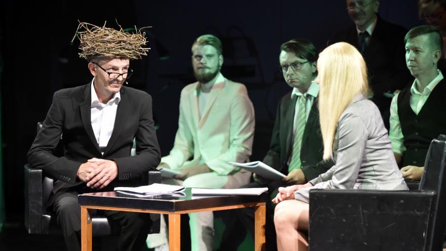 Video Ukázka z kabaretu Ovčáček miláček