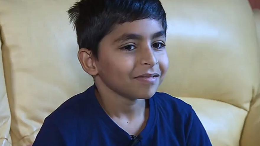 Video Školák z Venezuely navštěvuje ZŠ ve Zbyslavicích