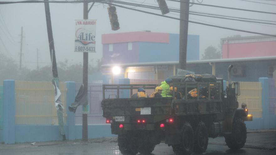 Video Pomoc v zemích zasažených hurikánem