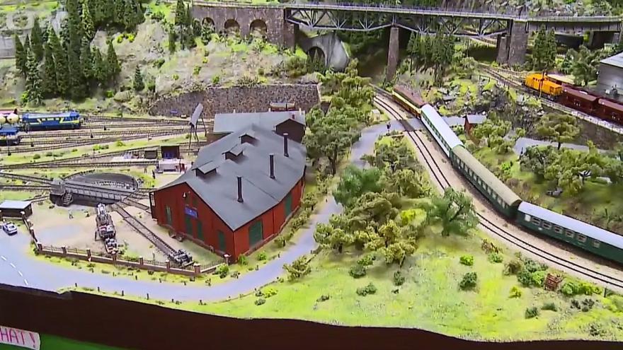 Video Model železnice