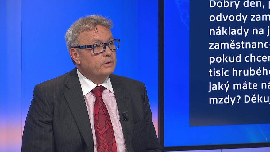 Video 90' ČT24 - Sestavování státního rozpočtu na rok 2018