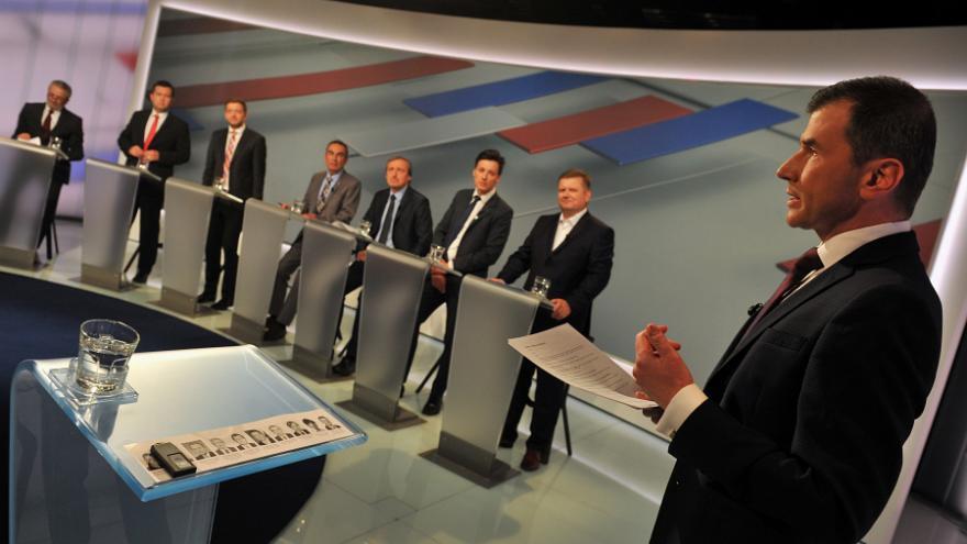 Video Předvolební debata ČT