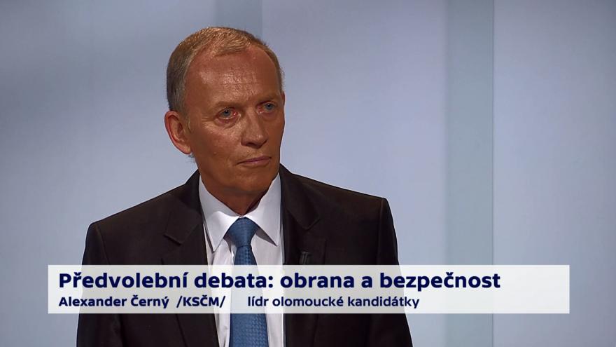 Video Černý o budoucnosti ČR v NATO