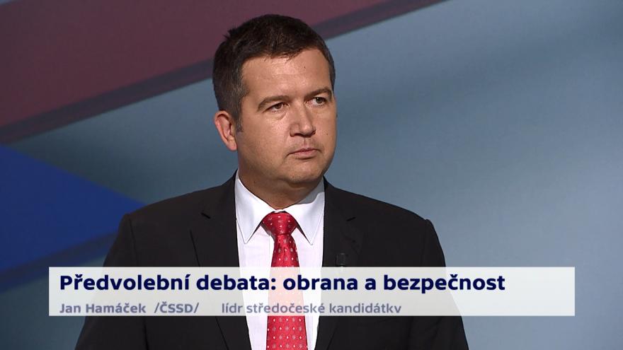 Video Hamáček o budoucnosti ČR v NATO