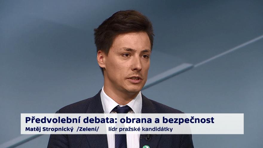 Video Matěj Stropnický a Martin Stropnický o právu na držení zbraně