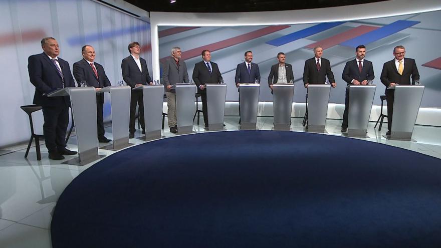 Video Kandidáti o prioritách ministra dopravy