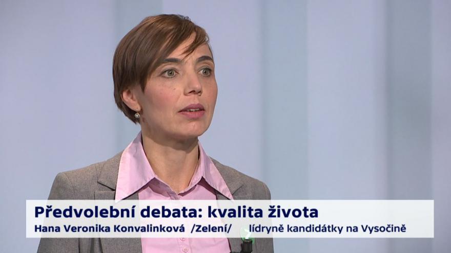Video Konvalinková o kvótách pro ženy