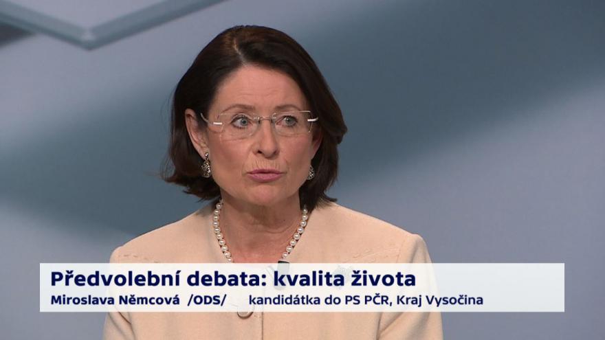 Video Němcová a Konvalinková o kvótách pro ženy