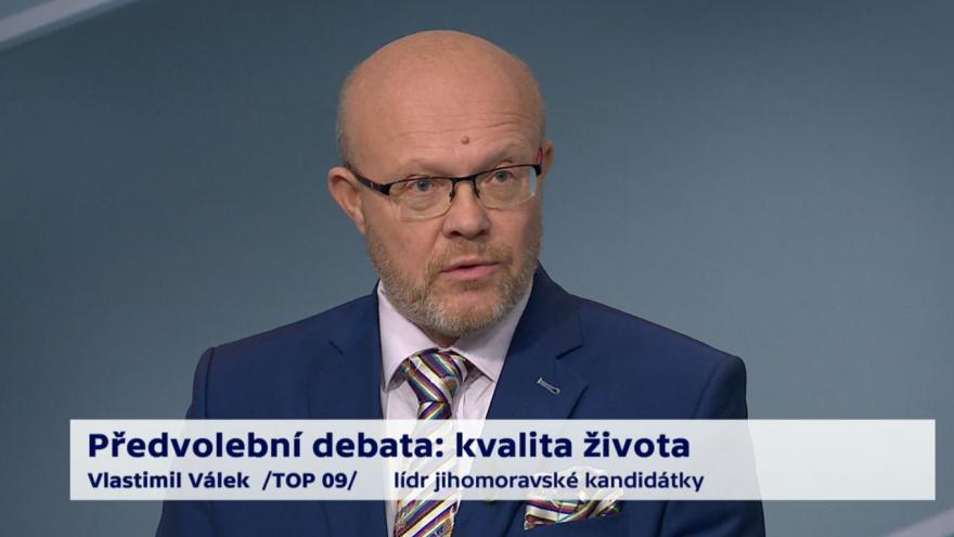 Video Válek, Luzar, Vokřál a Němcová o negativních jevech ve společnosti