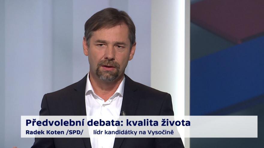 Video Koten o vztahu státu a občana