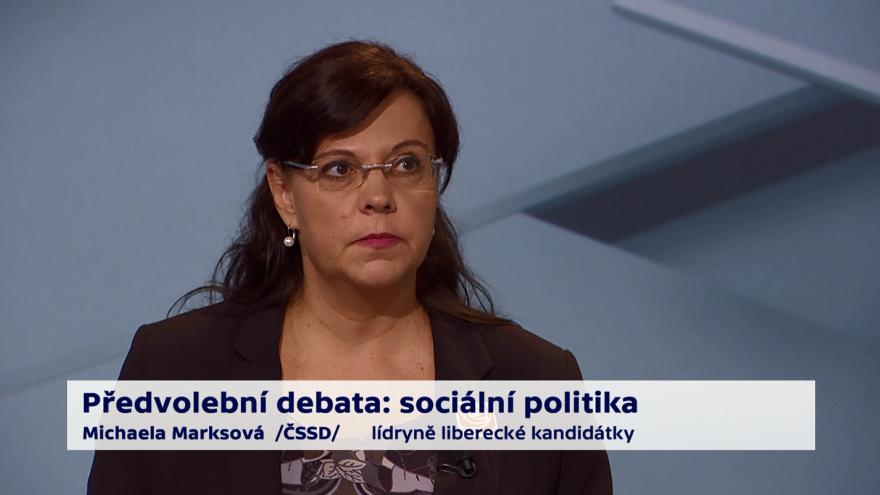 Video Marksová, Matoušková, Skopeček, Bartošek a Horáková o důchodovém systému