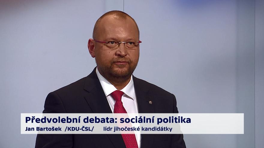 Video Bartošek o rodinné politice
