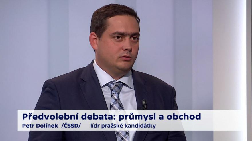 Video Dolínek o podpoře českých firem a exportu
