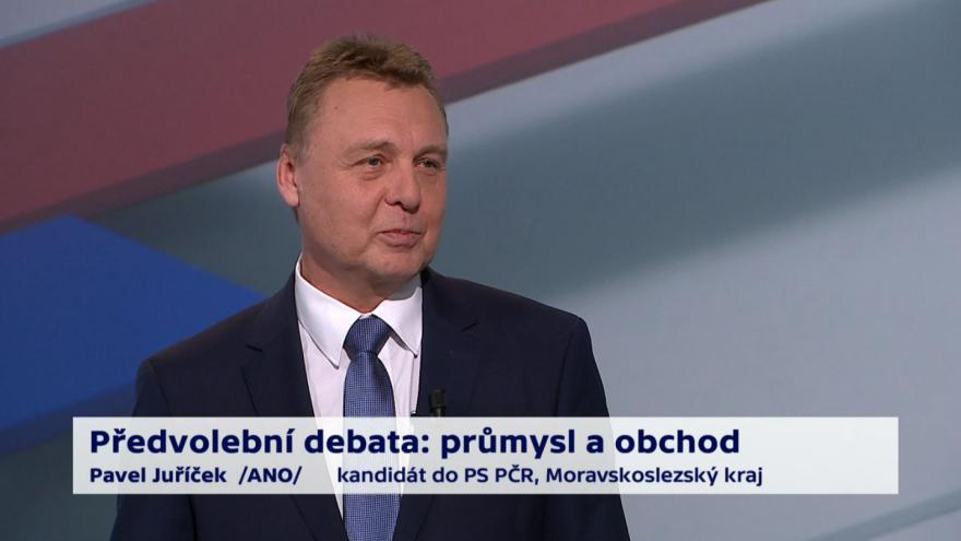 Video Juříček o podpoře českých firem a exportu