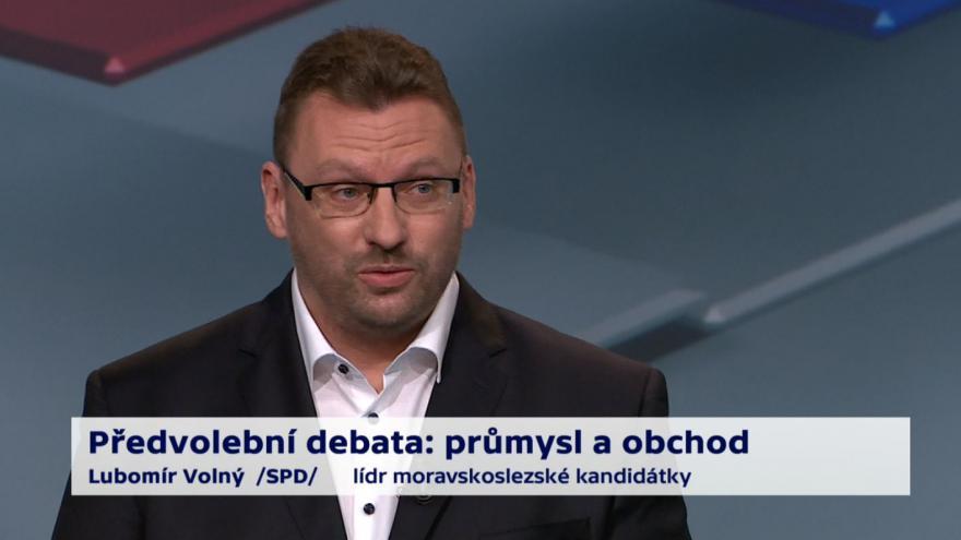 Video Volný, Berg a Snopek o podpoře českých firem a exportu