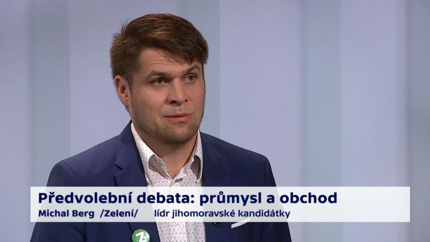Video Berg, Bauer, Snopek a Juříček o energetice