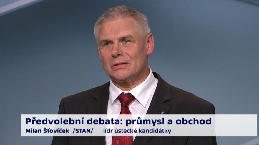Video Šťovíček, Berg, Dolínek a Výborný o energetice