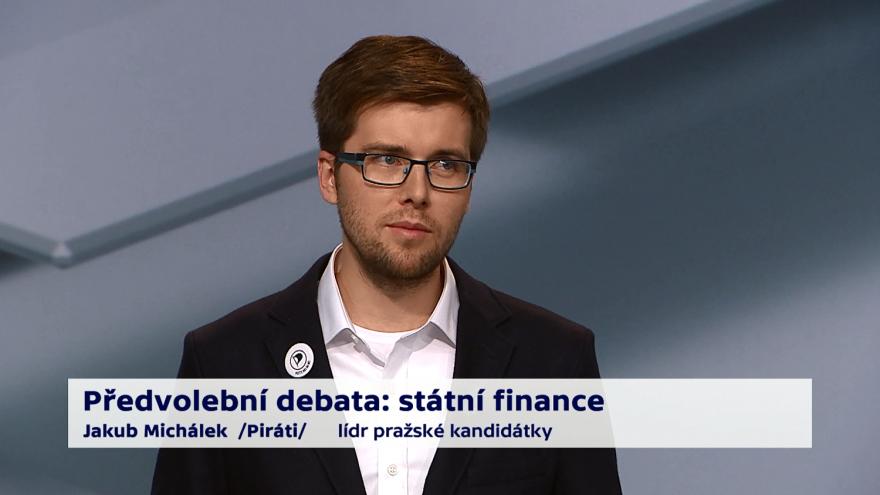 Video Michálek, Kalousek, Stanjura, Pieter a Babiš o prioritách ministerstva financí