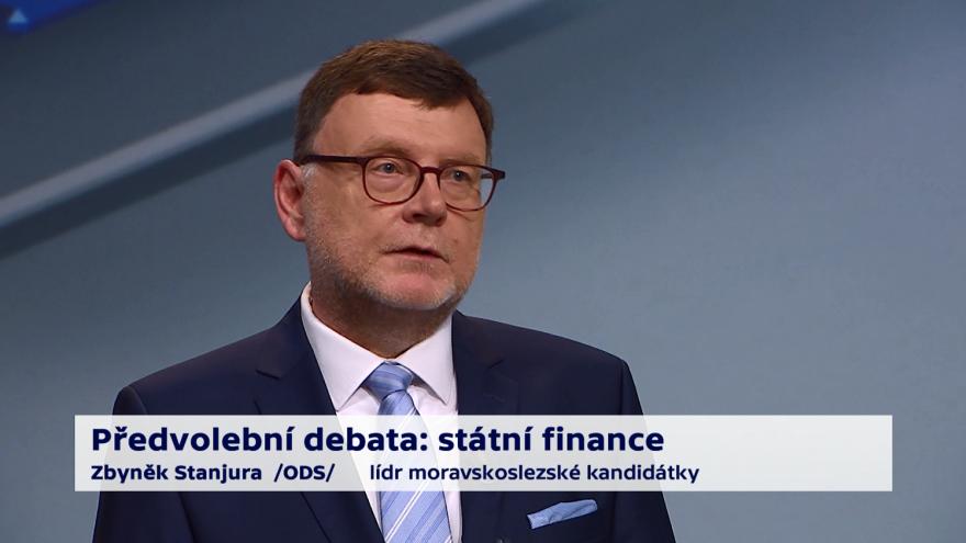 Video Stanjura, Sobotka, Babiš o přijetí eura