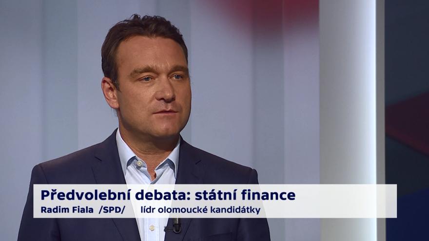 Video Fiala, Kalousek o přijetí eura
