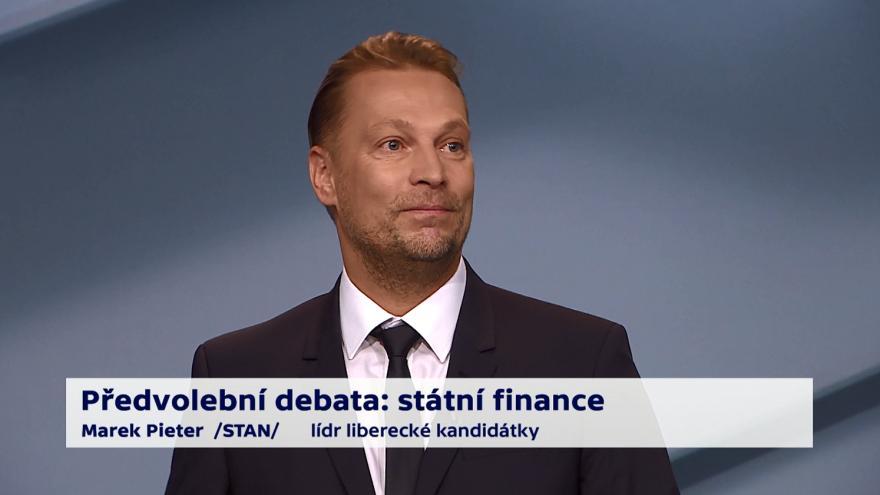 Video Pieter o státním rozpočtu