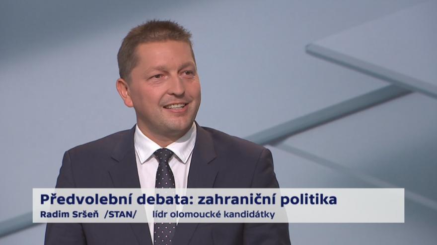 Video Sršeň o prioritách zahraniční politiky ČR