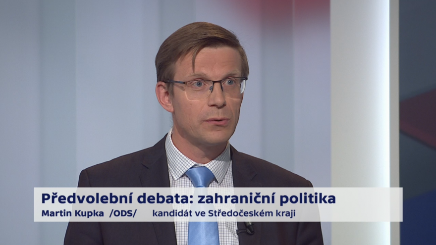 Video Kupka o referendu ohledně setrvání ČR v EU