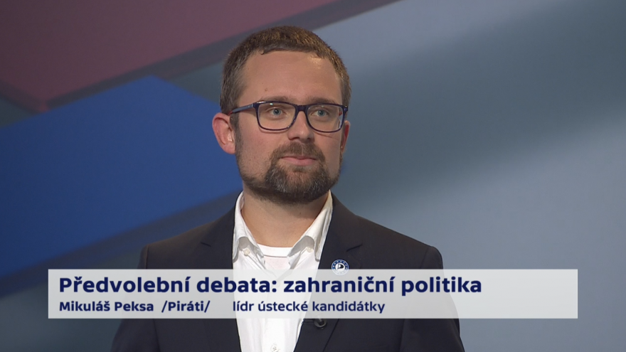 Video Peksa o zahraničních vztazích ČR