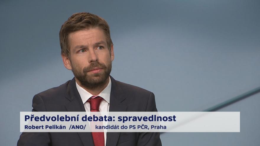Video Pelikán a Ondráček o prioritách ministerstva spravedlnosti