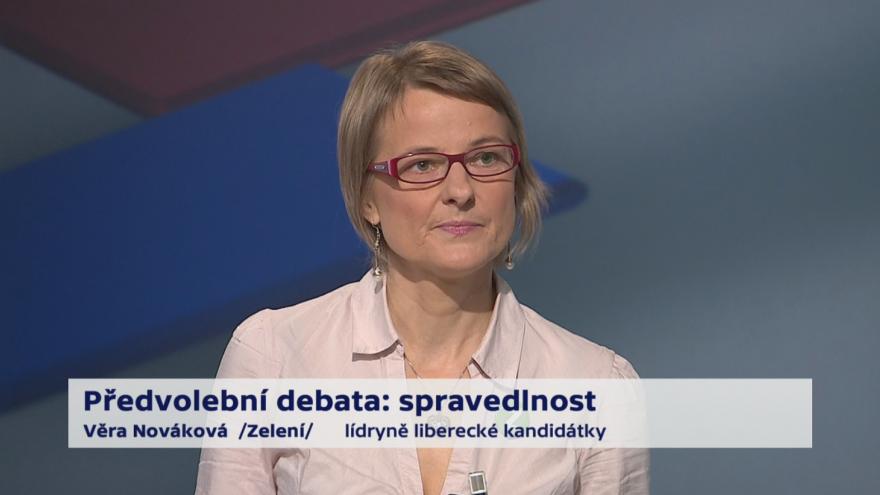 Video Nováková o vymahatelnosti práva