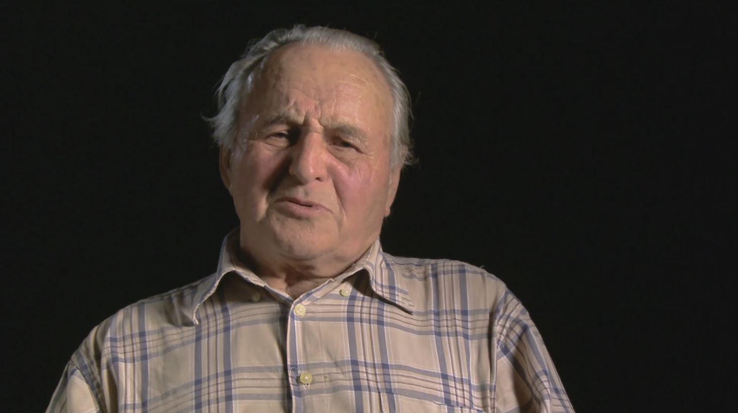 Video Jan Sedláček z dokumentu Meze 03
