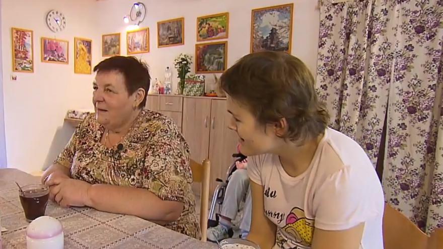 Video Pěstounská rodina získala ocenění