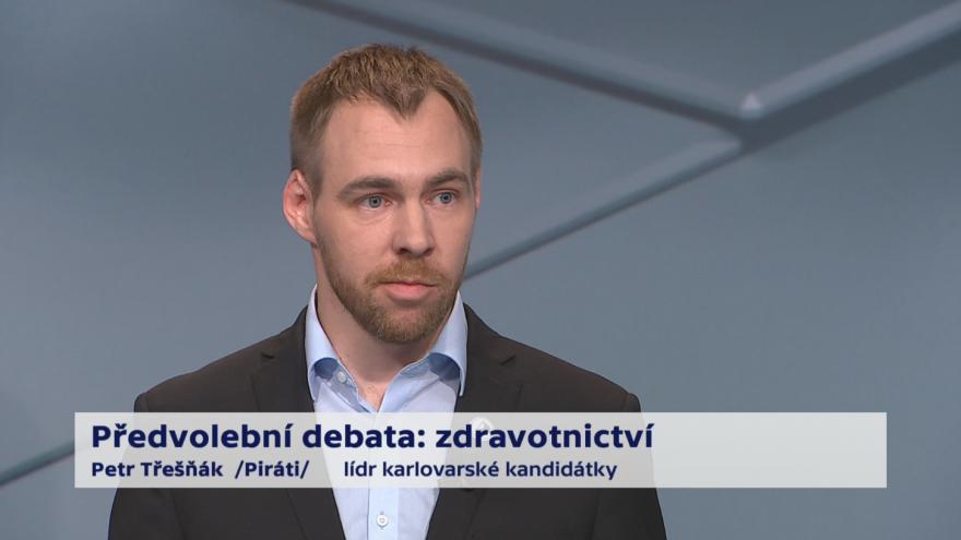 Video Třešňák o platech ve zdravotnictví