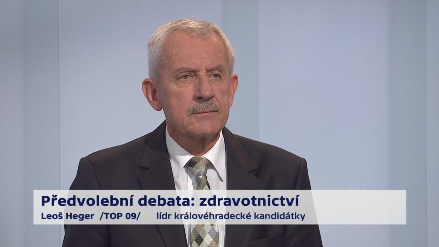 Video Heger, Sedláček, Třešňák, Svoboda, Vyzula a Kaňkovský o platech ve zdravotnictví