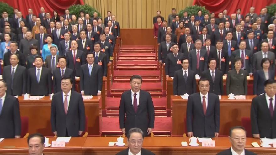 Video Události: Během čínského sjezdu strany se čekají personální změny