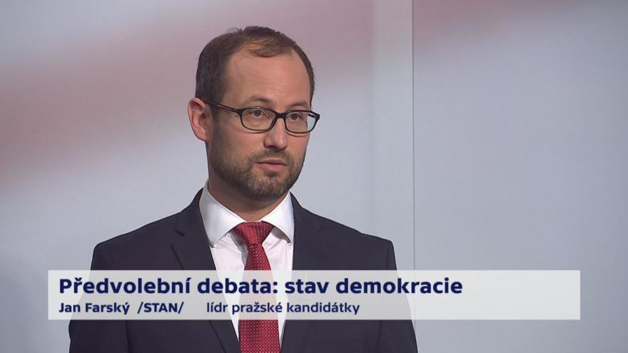 Video Farský o možných změnách Ústavy