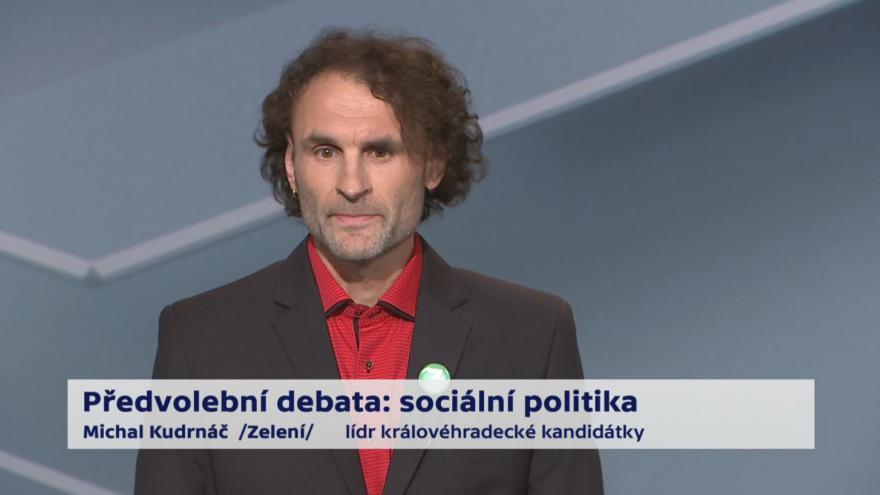 Video Kudrnáč o financování politických stran