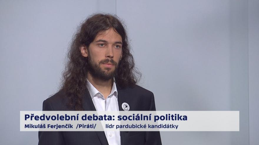 Video Ferjenčík, Fiala, Vondráček, Herman o bezpečnosti a ochraně svobody