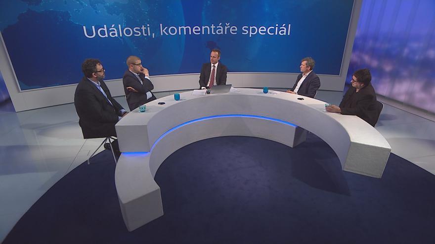 Video Parlamentní volby 2017 - Události, komentáře speciál