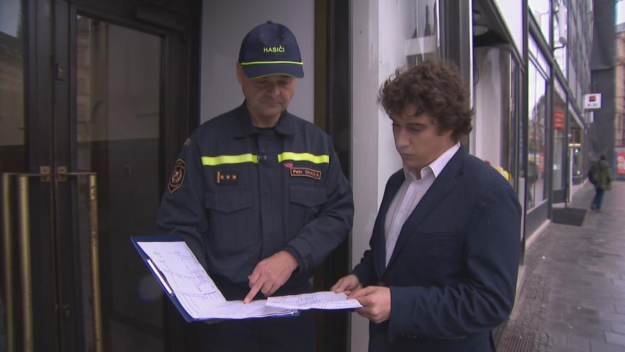 Video Hasič Petr Oháňka vzpomíná na událost