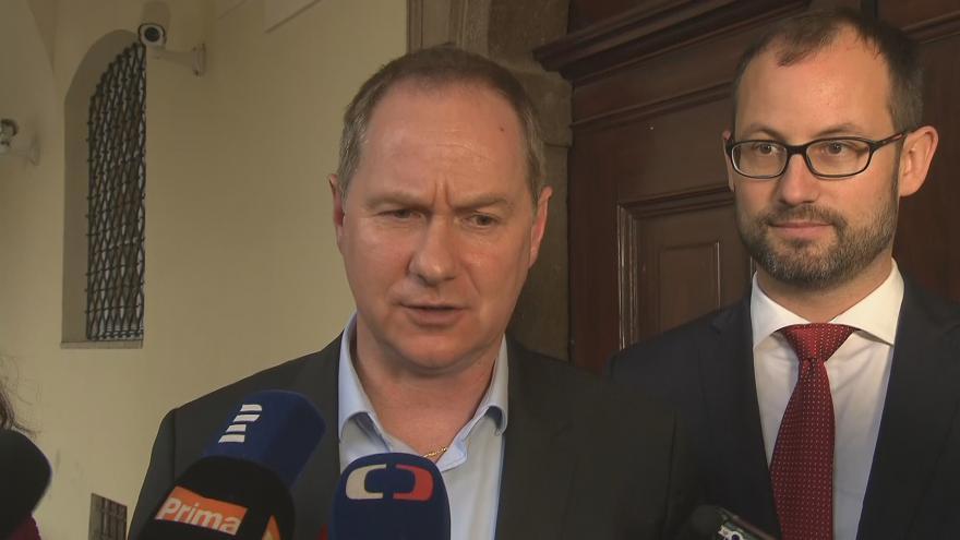 Video Vyjádření STAN po jednání s ODS