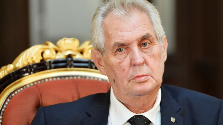 Video Události ČT: Miloš Zeman a jeho Vánoční poselství prezidenta