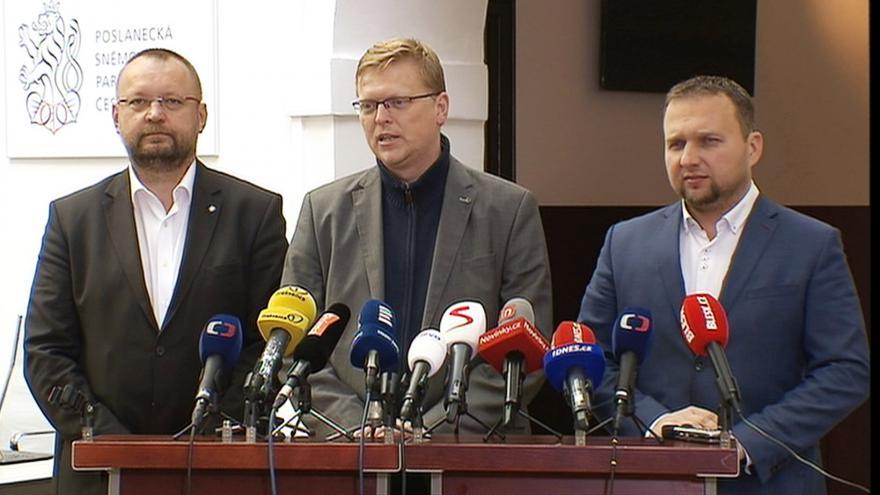 Video Tiskovka KDU